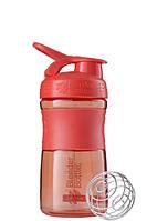 Спортивная бутылка-шейкер BlenderBottle SportMixer 590ml Coral R144873