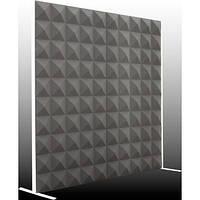 Акустическая ширма Ecosound Acoustic Pyramid 200х200 см, черный графит, фото 1