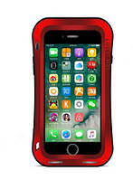 Чехол броня Love Mei Slim Waist Powerful Hybrid для iPhone 7 8 Plus Red, КОД: 339666