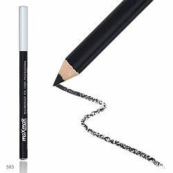MC-001 Карандаш для глаз и губ (спайка-10) (уп-100) № 505 BLACK (черный)