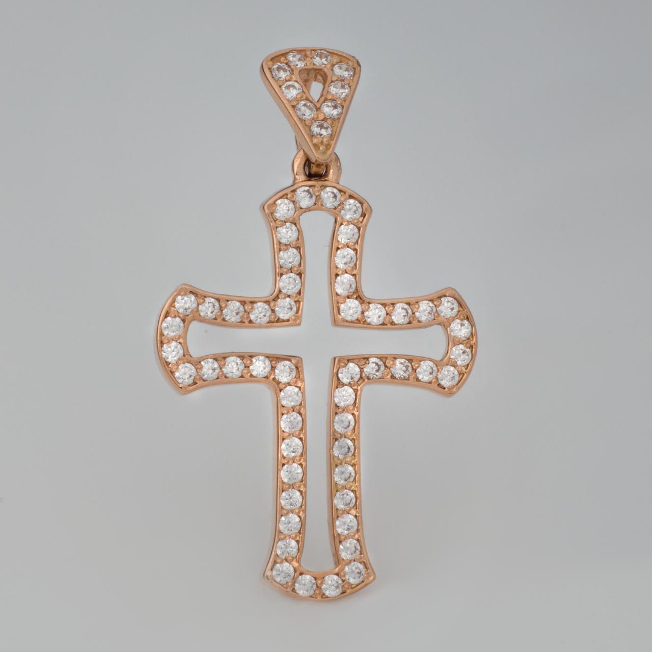 Золотой крестик. ПП548
