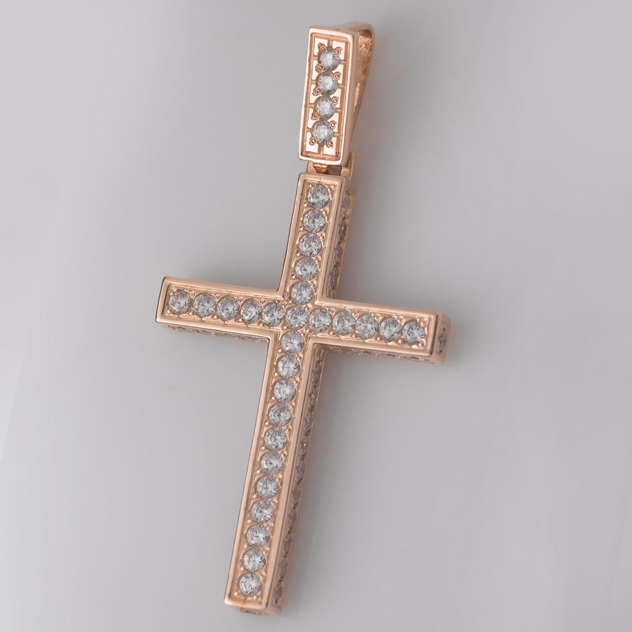 Золотой крестик. ГПб50035