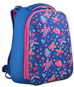 Рюкзак шкільний каркасний 1 Вересня H-12-1 Butterfly, 38*29*15