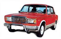 Дуга передняя (кенгурятник)крашенный (без защиты картера) D60 на ВАЗ 2101-2107