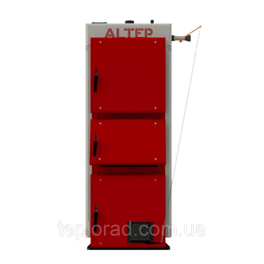 Твердотопливный котел Altep Duo UNI Plus 21 кВт (механика)
