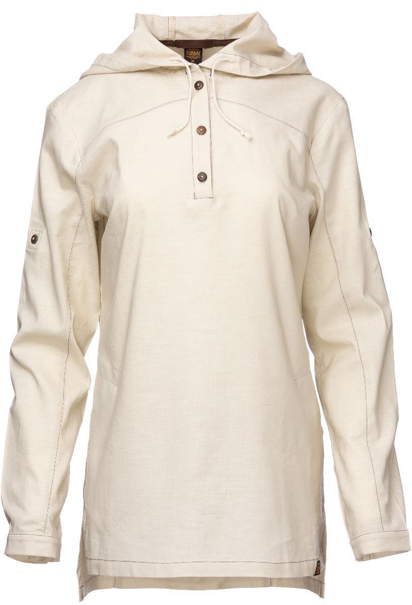 Рубашка Turbat Lima 3 Beige, XS