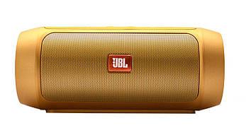 """Портативная колонка JBL Charge mini 2+ на 4000 mAh цвет золото """"реплика"""", фото 2"""
