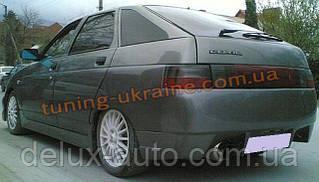 Задний бампер RS для ВАЗ 2112