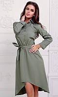 Платье-рубашка 438398-2