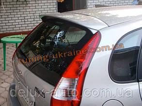Спойлер Спорт из стеклопластика на Lada Kalina (Ваз-1119) хэтчбек 2006-2013