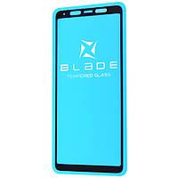 Защитное стекло BLADE Full Glue Samsung Galaxy A9 2018 A920F black