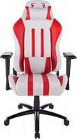 Кресла Офисные Геймерское кресло GT Racer X-2608 White/Red