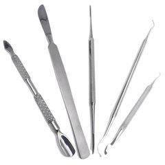 Лопатки для манікюру, педикюру та косметологічні