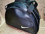 Спортивная сумка nike искусств кожа мужская и женская сумка для через плечо(только ОПТ), фото 2