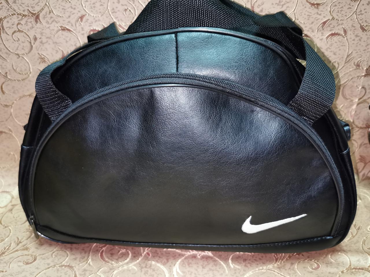 Спортивная сумка nike искусств кожа мужская и женская сумка для через плечо(только ОПТ)