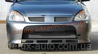 Передний бампер AVR для ВАЗ 2171 Приора