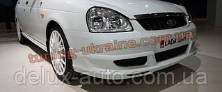 Передняя юбка Приора Спорт для ВАЗ 2172