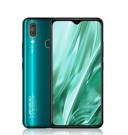 Смартфон  LEAGOO S11 Green