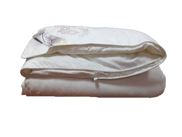 Одеяла из натурального шелка евро размера