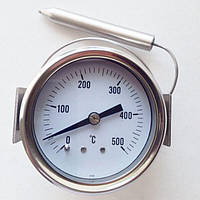 Термометр для печей для пиццы 60 мм 0...500С