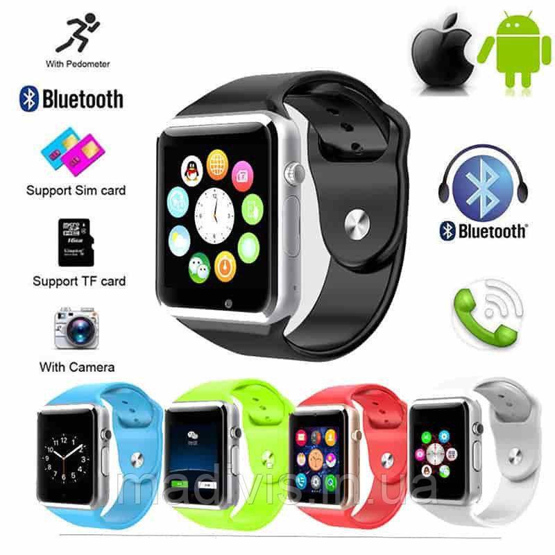 Smart Watch A1 (Умные часы с Bluetooth и сим картой)