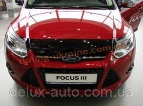 Дефлекторы капота Sim для Ford Focus III 2011-14