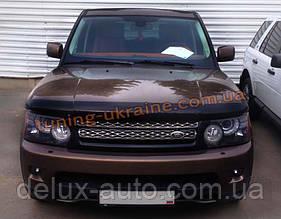 Дефлекторы капота Sim для Land Rover Range Rover Sport внедорожник 2014