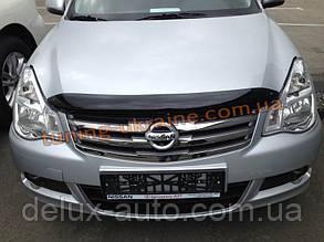 Дефлекторы капота Sim для Nissan Almera Седан 2012
