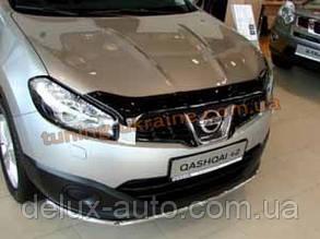Дефлекторы капота Sim для Nissan Qashqai 2011-14