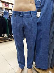 Брюки мужские West-fashion модель А 180 ярко-синие
