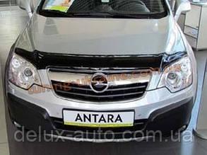Дефлектори капоту Sim для Opel Antara 2006-10