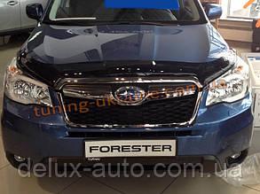 Дефлекторы капота Sim для Subaru Forester 2012
