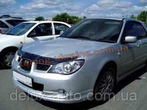 Дефлекторы капота Sim для Subaru Impreza 2000-07