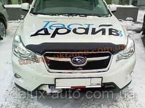 Дефлекторы капота Sim для Subaru Impreza 2011-15