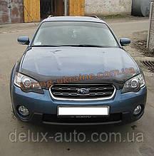 Дефлекторы капота Sim для Subaru Outback 2003-09