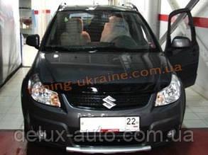 Дефлекторы капота Sim для Suzuki SX4 2006-13
