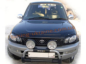 Дефлекторы капота Sim для Toyota RAV-4 1994-2000