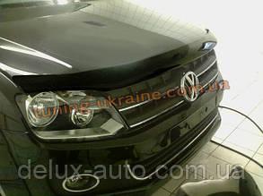 Дефлекторы капота Sim для Volkswagen Amarok 2010