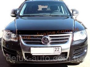 Дефлекторы капота Sim для Volkswagen Touareg 2002-10