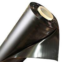 Пленка полиэтиленовая  гидроизоляционная 200 мкм 3 м х 50 пог.м черная