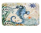 Абсорбирующий коврик «Морской конек» 40×60 см, фото 8