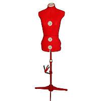 Раздвижной манекен для шитья 42-50 размер