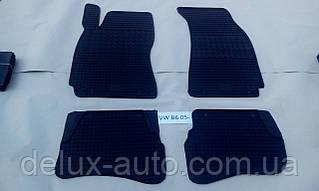 Коврики в салон резиновые Politera 4шт. для Volkswagen Tiguan 2008+