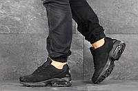 Мужские кроссовки Nike Air Max 2, (Реплика ААА+) артикул: 8157 черные