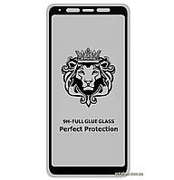 Защитное стекло 5D Full Glue для Samsung Galaxy A9 (2018) SM-A920F Black (Screen Protector 0,3 мм)