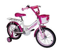 Детский велосипед Crosser Happy - 4/Диаметр колеса 14