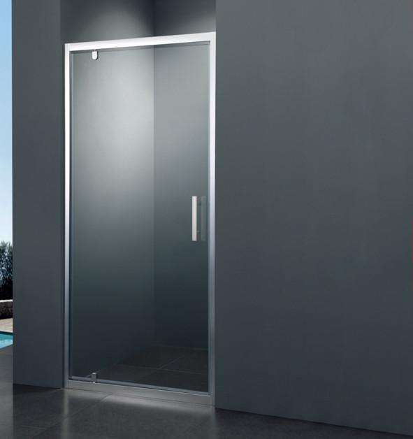 Душевая дверь Primera Frame 900x1900 мм, стекло серое