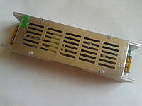 Блок питания понижающий для светодиодных лент 12V 120Вт мини 10A, фото 1