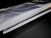 Светоотражающая ткань стрейч классическая светло-серая