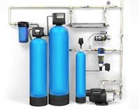 Монтаж и обслуживание систем водоподготовки